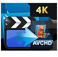 AnyMP4 AVCHD-muunnin