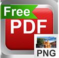 AnyMP4 Ilmainen PDF PNG-muuntimeen