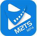 AnyMP4 M2TS Converter