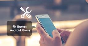 Korjaa Brick Android -puhelin