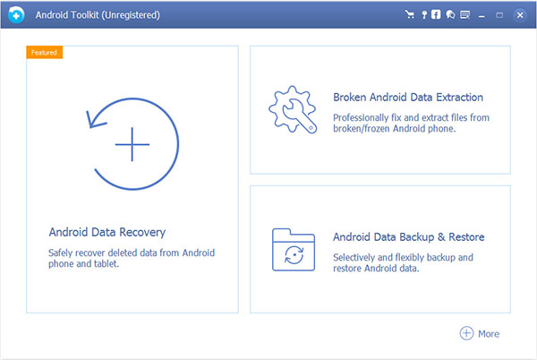 Recover data from Android device.