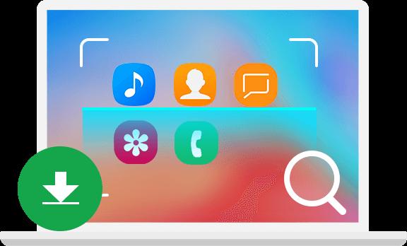 Tarkastele ja tallenna Android -tietoja valikoivasti
