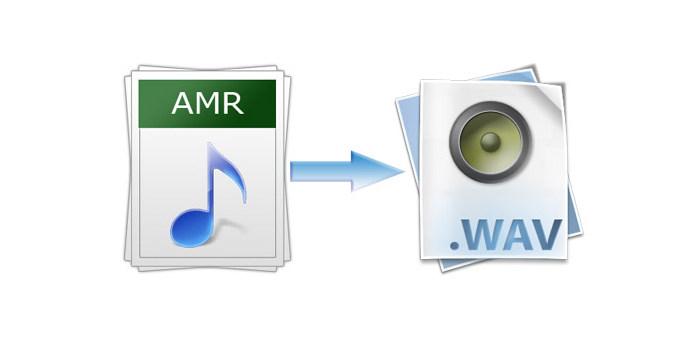 AMR WAV: lle