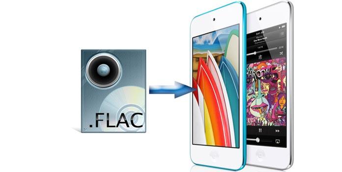 FLAC iPodiin
