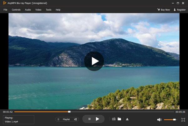 Toista 4K-video