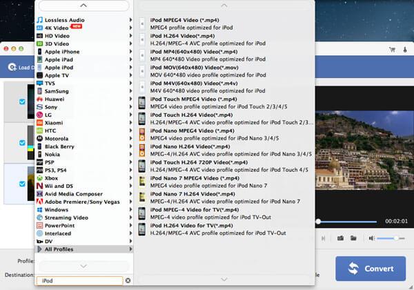 Blu-ray Ripper for Mac -näyttö