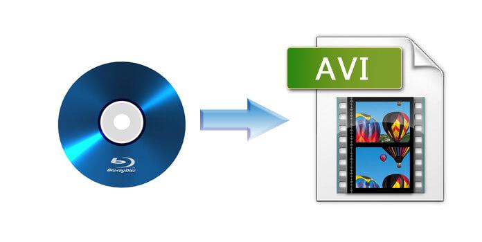 Blu-ray to AVI