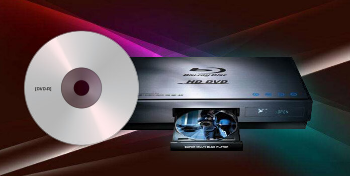 Play DVDs on Blu-ray Players
