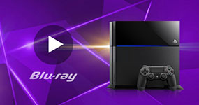 PS4 Play Blu-ray