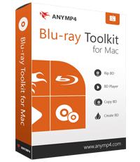 Blu-ray Toolkit for Mac