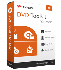 DVD Toolkit for Mac