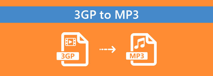 Muunna 3GP MP3iksi