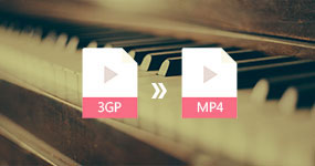 3GP to MP4 Converter