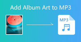 Lisää albumikuva MP3: iin