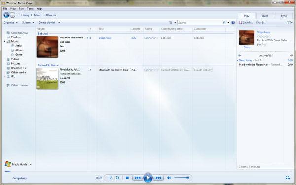 Lisää albumikuva mp3: ään wmp: llä