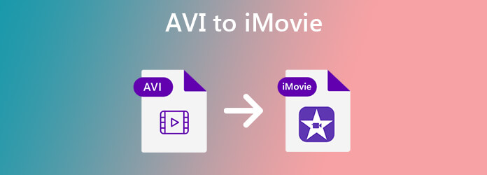 AVI iMovieen