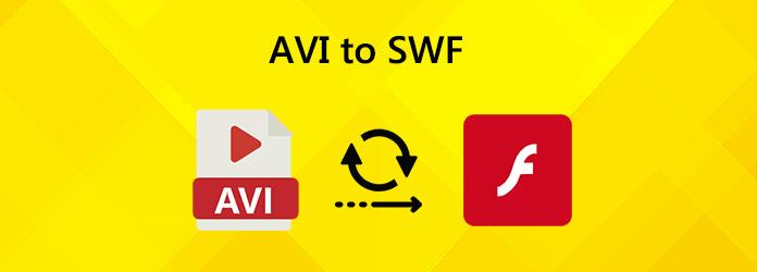 AVI SWF: lle