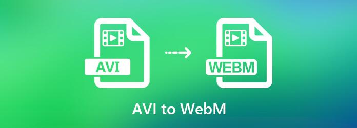 AVI WebM: lle