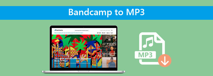 Bandcamp to MP3