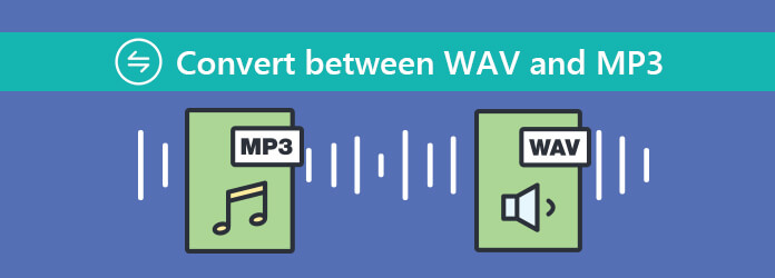 Convert between WAV and MP3