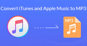 Muunna iTunes ja Apple Music MP3: ksi