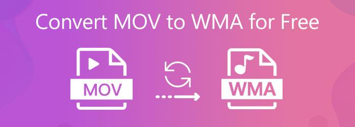 Muunna MOV WMA: ksi ilmaiseksi