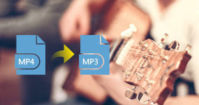 Convert MP4 to MP3 Audio