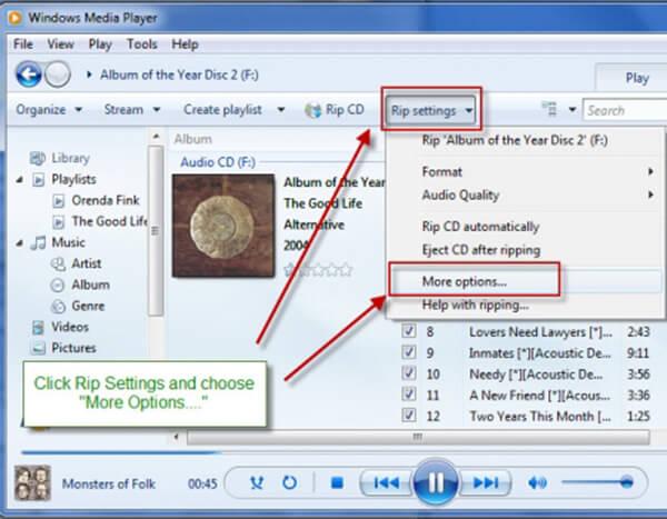 Kopioi MP4 MP3