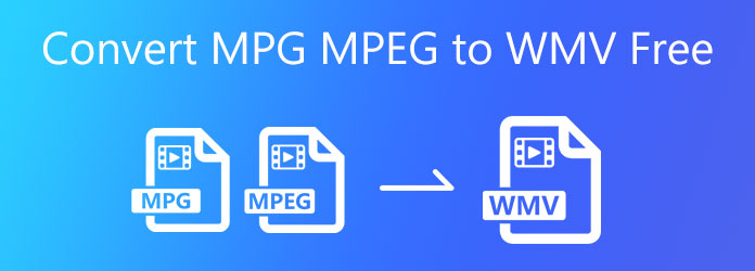 Convert MPG MPEG to WMV Free