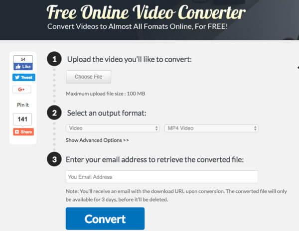 Top 7 Methods to Convert MTS to MP4 Video