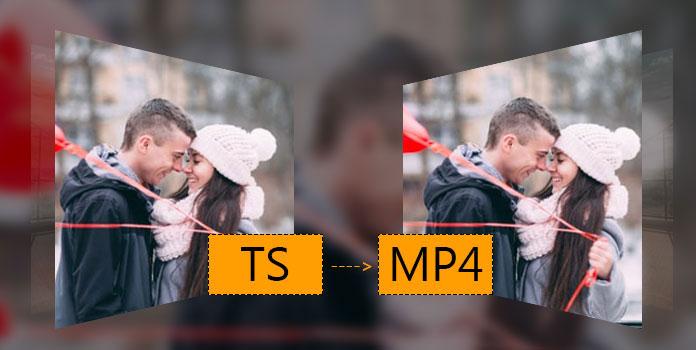 muuntaa TS: n MP4: ksi