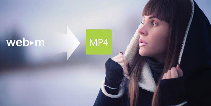 Muunna WebM MP4iksi