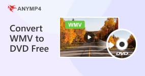 Muunna WMV DVD Free -muodoksi