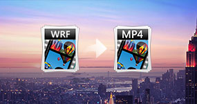 WRF on MP4