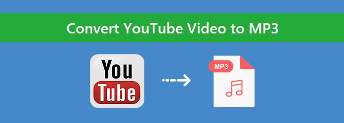 Muunna YouTube-video MP3: ksi