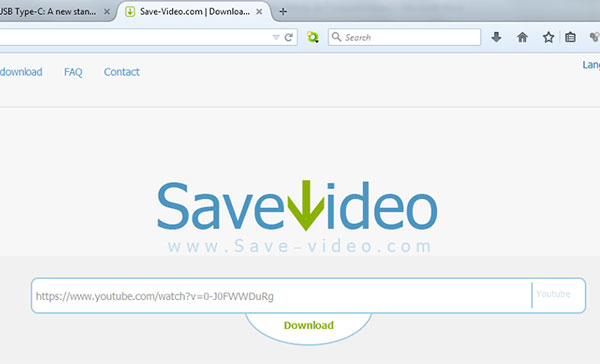 Savevideo