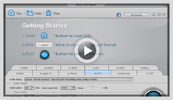 Top 10 DVD to MP4 Converter Software
