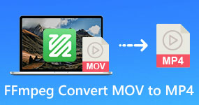Convert MOV to MP4 with FFmpeg