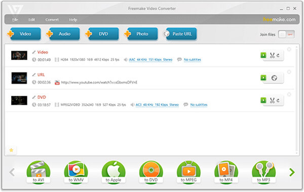 Flv Converter Freemake Video Converter