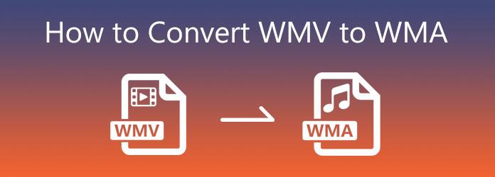 Kuinka muuntaa WMV WMA: ksi