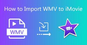 Kuinka tuoda WMV iMovieen