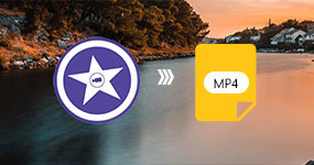 Save iMovie as MP4