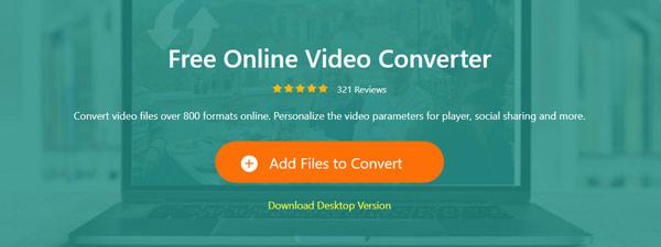 Vapaa Online Video Converter