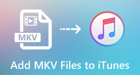 MKV iTunesiin