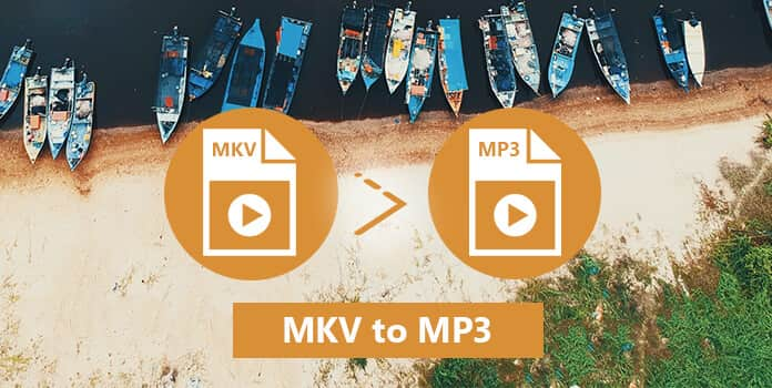 Extract MP3 from MKV