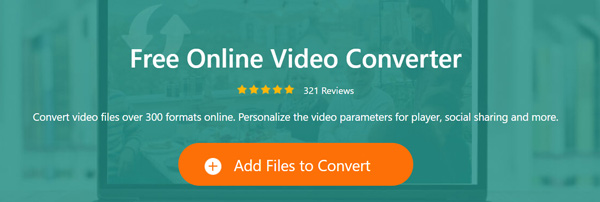 Free Online MOV to WebM Converter