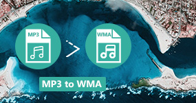 Convert MP3 to WMA