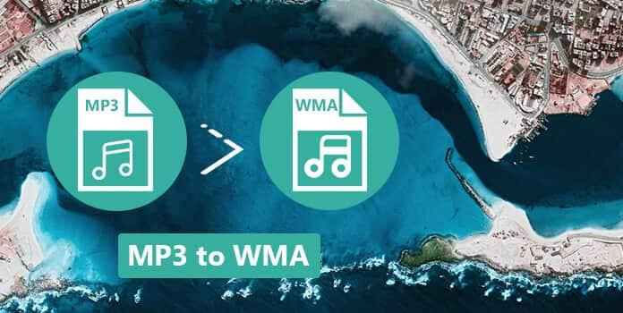 Muunna MP3 WMA: ksi