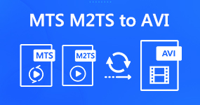 MTS M2TS to AVI