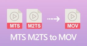 MTS M2TS to MOV